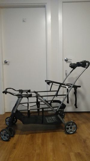 Double infant snap-n-go baby trend stroller for Sale in Portland, OR