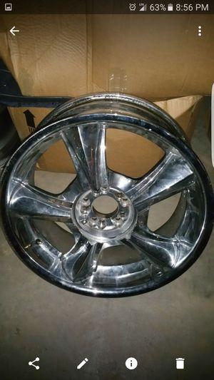 """20""""rims for Sale in Wilmington, NC"""