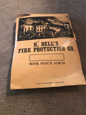 Book match album for Sale in Manassas Park, VA