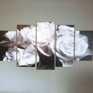 White Rose Canvas Art Panels for Sale in Hillsboro, OR