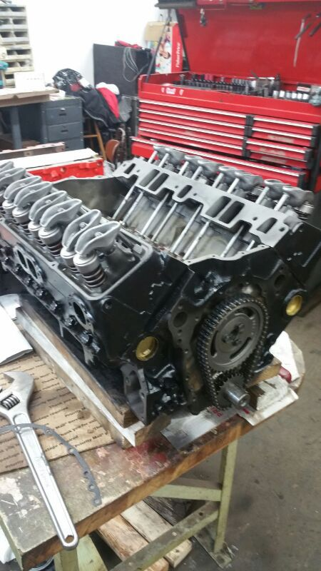 Rebuilt 350 Chevy Engines ✓ All About Chevrolet
