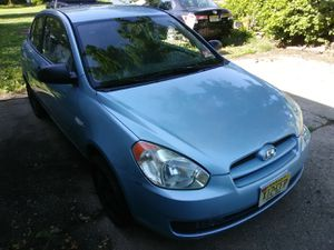 "07 Hyundai accent with 17""rims for Sale in Burlington, NJ"