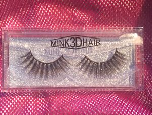 New 3D Mink Eyelashes by shegotgoodhair available now for in store pick up for Sale in Tacoma, WA