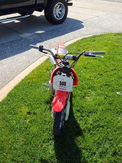 2004 Honda CRF 50F for Sale in Morgan Hill,  CA