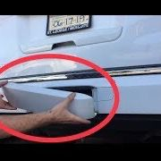 2015+ Yukon And XL Tow Hitch Access Cover for Sale in Elk Grove, CA