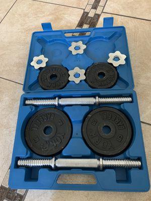 Weights for Sale in San Bernardino, CA
