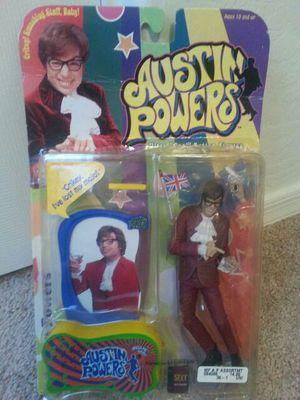 Mc Farland Austin Powers Collection Action Figure for Sale in Surprise, AZ