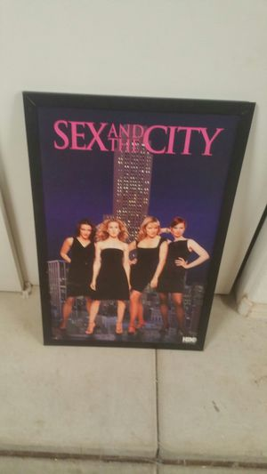 Sex in the City Photo and frame for Sale in Cave Creek, AZ