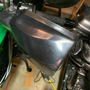 WTB Kawasaki KLR650 OEM Right Handguard for Sale in Troutdale, OR