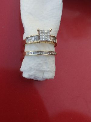 Wedding ring set for Sale in Kissimmee, FL