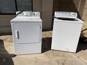 Free washer & dryer for Sale in Phoenix, AZ