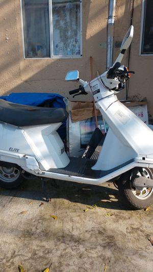 Honda elite 1987 moped for Sale in Lodi, CA