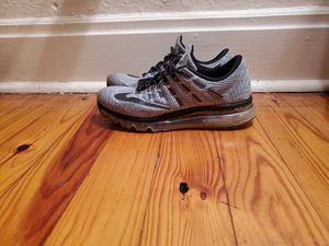 ĹIKE NEW RARE Sexy Gray Black Nike AIR MAX Running Sneakers for Sale in Carnegie, PA