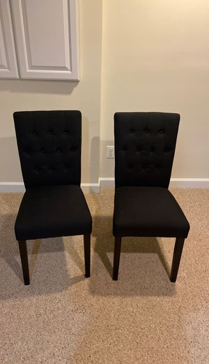2 Chairs | $40 for both for Sale in Bowie, MD