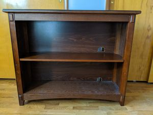 Solid Wood Bookcase for Sale in Tacoma, WA