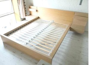 King size bed frame for Sale in North Potomac, MD