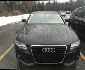Audi A4 ** Fully Loaded***Low Miles** for Sale in DORCHESTR CTR, MA