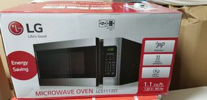 NEW LG COUNTERTOP MICROWAVE for Sale in Zolfo Springs, FL