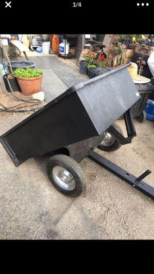 Dump trailer dump wagon for Sale in Highland, CA
