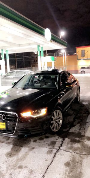 AUDI A6 2013 3.0 T SUPERCHARGED for Sale in Chicago, IL