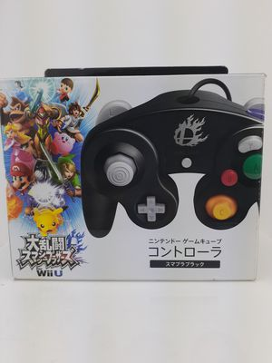 Official Nintendo Wii U Gamecube Controller Super Smash Brothers Japanese for Sale in San Bernardino, CA