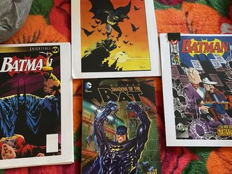 Batman Comics for Sale in Los Angeles,  CA