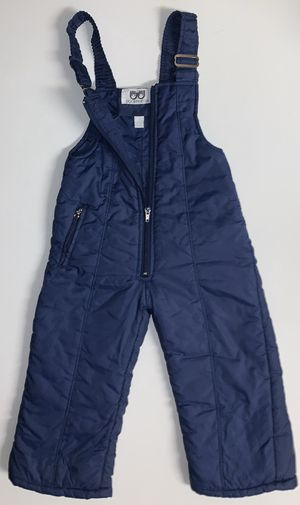 Vintage 90's GOODFRIENDS Children's Size 4T L Blue Ski Bib Pants for Sale in Rock Hill, SC