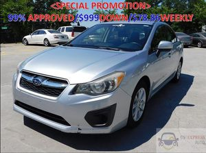 2012 Subaru Impreza Sedan for Sale in Norcross, GA