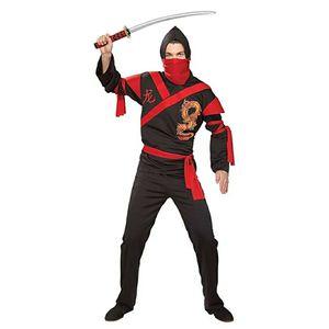 Ninja warrior Halloween Costume for men. One size for Sale in Schaumburg, IL