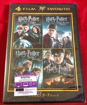 HARLY POTTER 4 FILM, Brand New sealed for Sale in La Vergne, TN