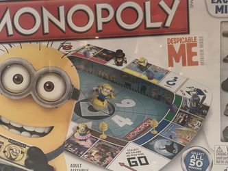 Monopoly Minions for Sale in El Sobrante,  CA