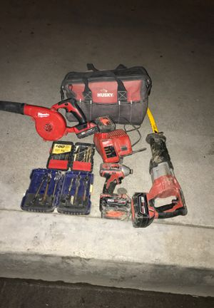 MILWAUKEE POWER TOOLS for Sale in Sylmar, CA