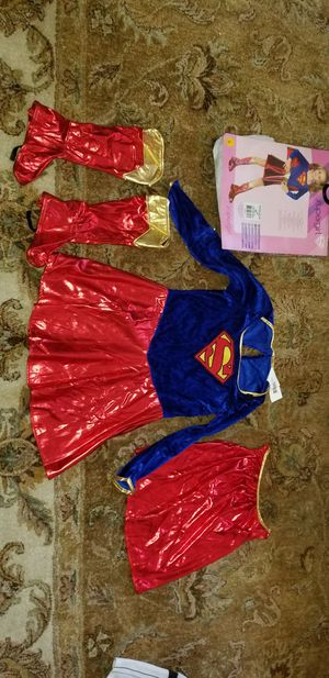 SuperGirl Halloween Costume for Sale in Wakefield, MA
