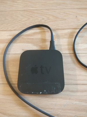 Apple TV 3rd Gen no remote for Sale in Brooklyn, NY
