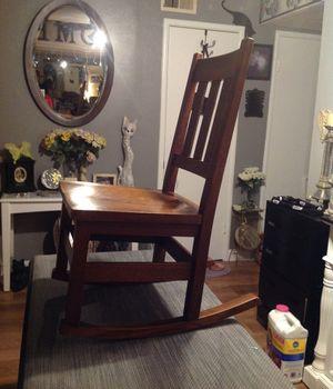 Antique children's rocking chair for Sale in San Jose, CA