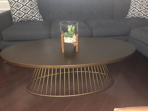 Coffee table & wand table set for Sale in San Jose, CA