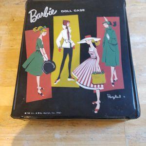 Vintage Barbie Doll Case Ponytail 1961 for Sale in San Diego, CA
