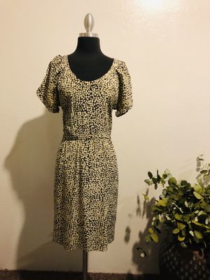 Beautiful Barney's New York dress (size unknown) id say medium (6) $45 for Sale in Hawthorne, CA
