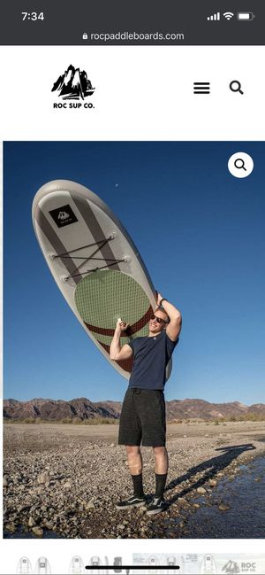 XX 10' inflatable paddle board XX for Sale in Las Vegas, NV