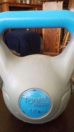 Tone fotness weight. 10 lbs. for Sale in Menifee, CA
