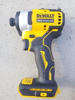 20 V DeWalt Brushless Impact Brand NEW !!!! for Sale in Bakersfield, CA