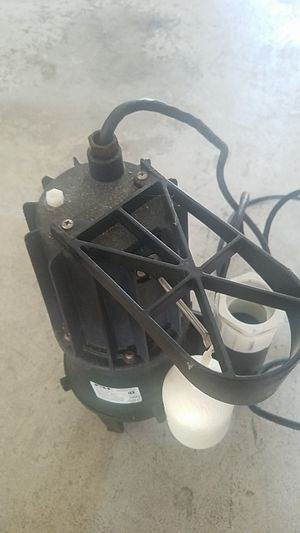 Water effluent pump for Sale in Cape Coral, FL