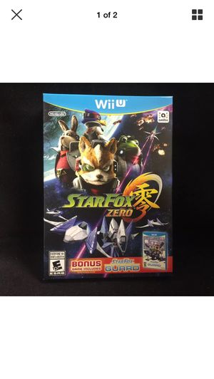 Star Fox 🦊 Wii U Sealed New!!! for Sale in Lancaster, CA