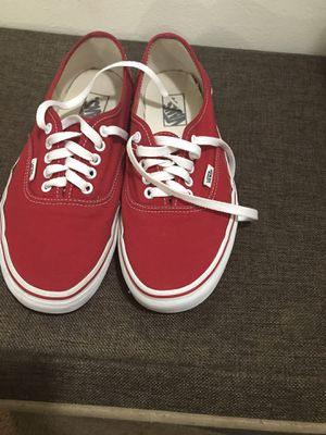 Vans shoes for Sale in Upland, CA
