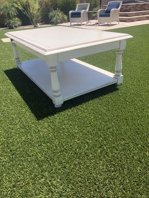 SOLID WOOD COFFEE TABLE for Sale in Scottsdale, AZ