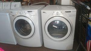 Whirlpool Washer & Dryer $495 for Sale in Wichita, KS