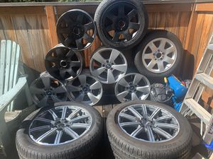 AUDI & BMW Rims & Tires for Sale in Portland, OR