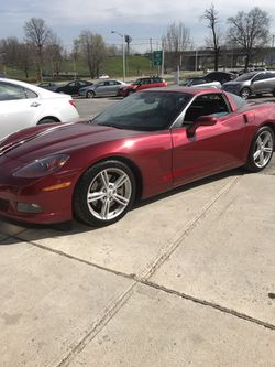 2008 CHEVY CORVETTE 6 SPEED MANUAL!!! CONVERTIBLE!!! FINANCING AVAILABLE!! for Sale in Catonsville,  MD