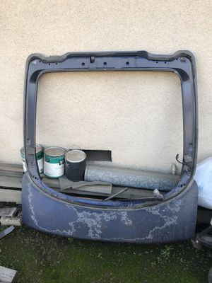02-06 Acura RSX hatch/trunk w/ no glass/ parts /car for Sale in Fresno, CA