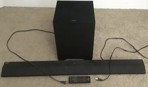 Sony Soundbar and Bass for Sale in Tulare, CA